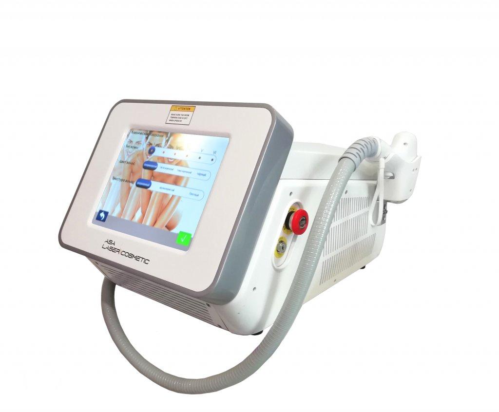 Asa Laser Cosmetic - 3D Laser_Диодный лазер для эпиляции