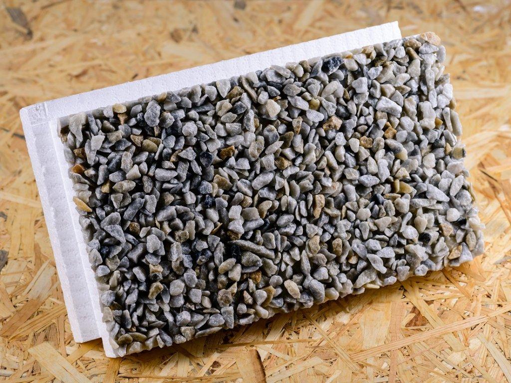 Фасадные панели-термопанели Импека - Термопанели и гибкий камень - гранитное покрытие