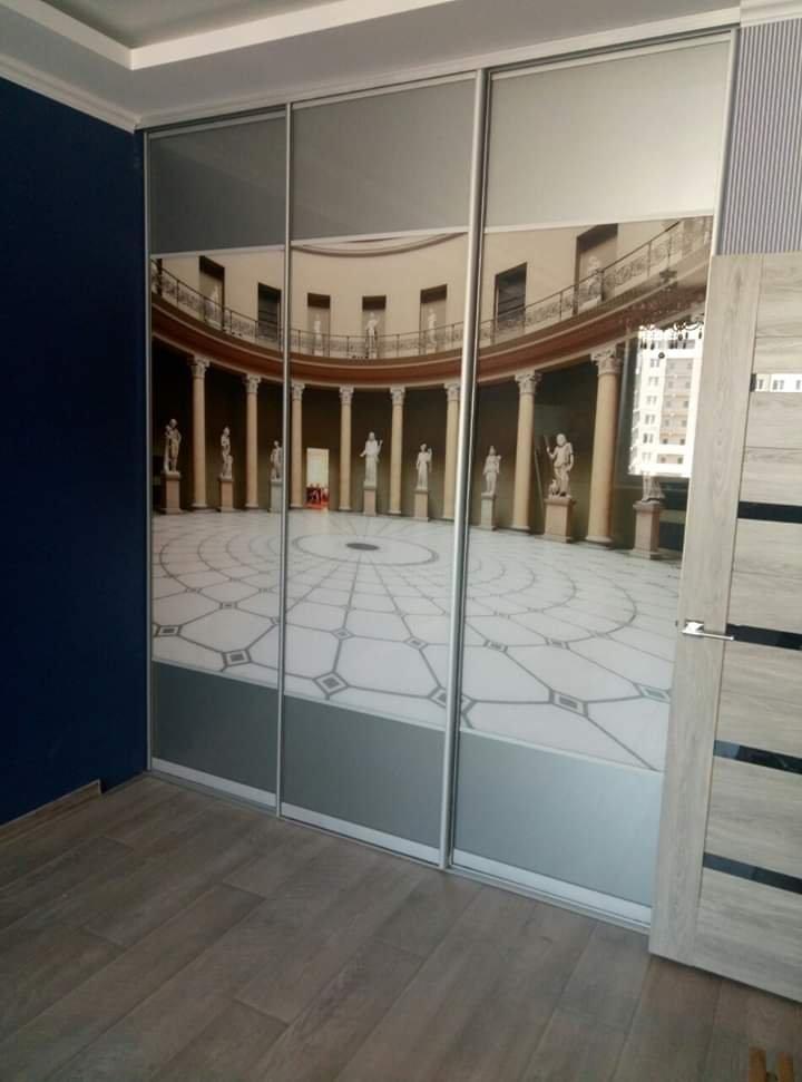 shkaf.biz.ua интернет магазин - Шкаф-купе Феникс 3 двери