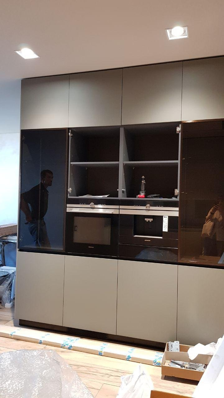Мебельная мастерская WOODsystems - Заказали кухню у WOODsystems