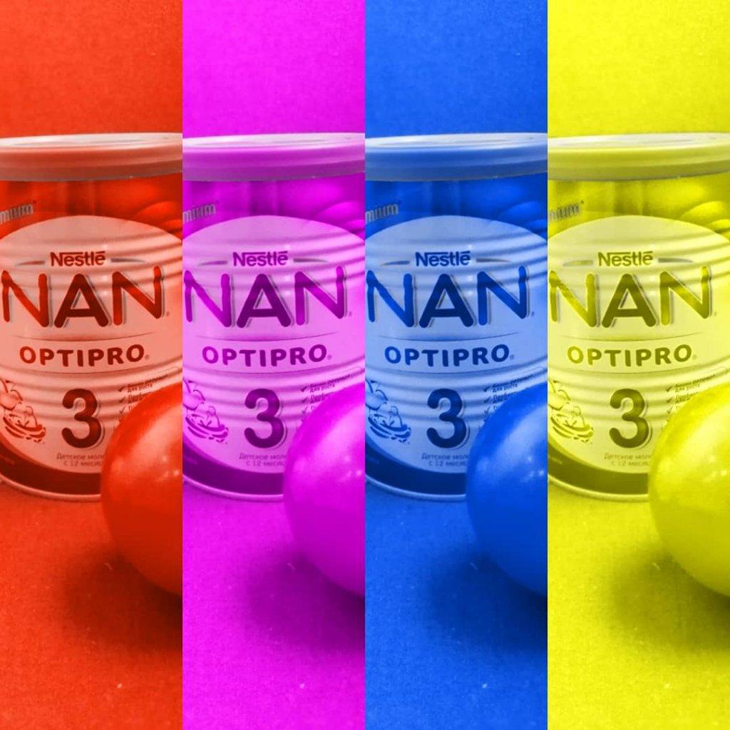 Nan 3 Optipro - Якісна суміш - це гарантія гармонійного росту і розвитку дитини