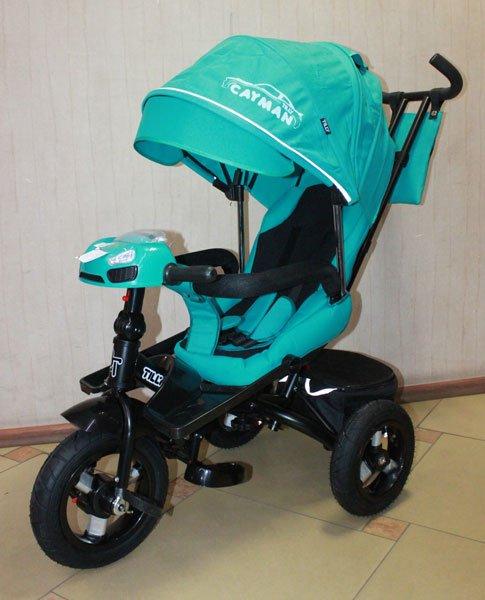 Трехколесный велосипед Tilly Cayman - Наш крутой транспорт