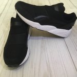 Кроссовки puma x stampd trinomic sock nm black отзывы