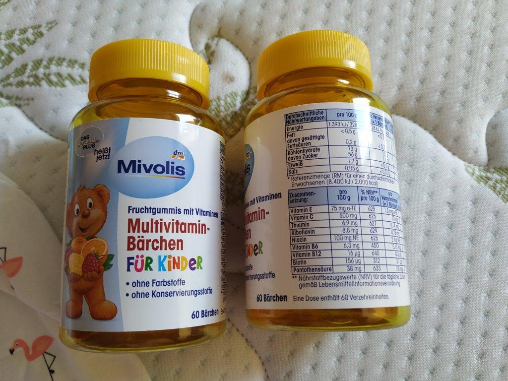 Мульти-табс, Витамины для детей - Качественные витамины проверенные временем