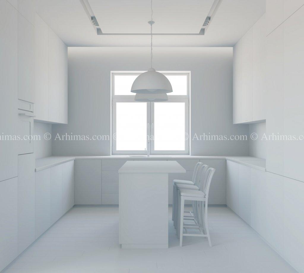 Архитектурная мастерская Архимас - Новый интерьер