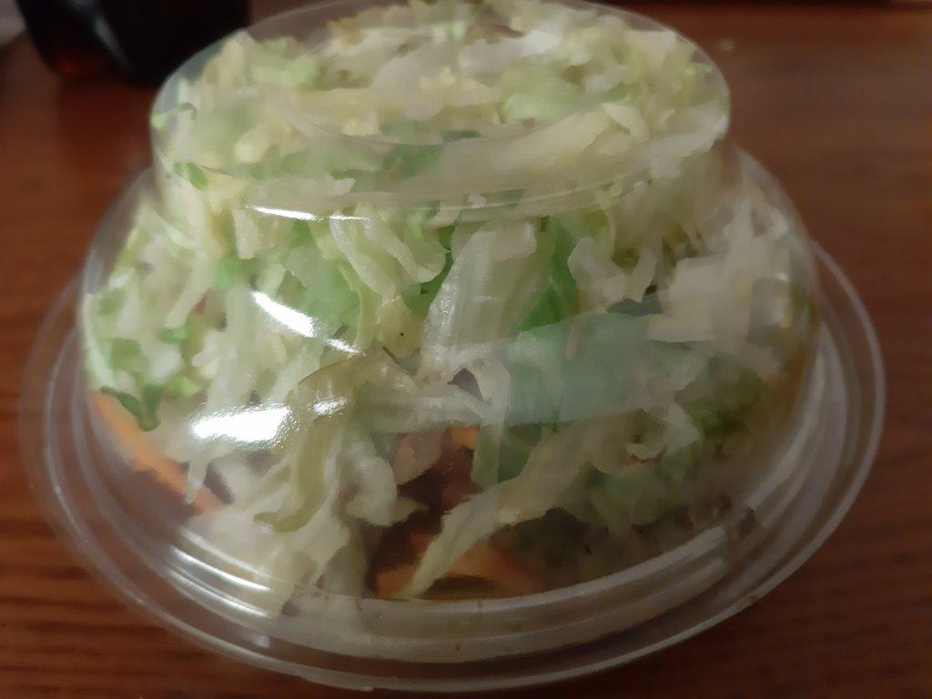 МакДональдз - Гниле листя салату