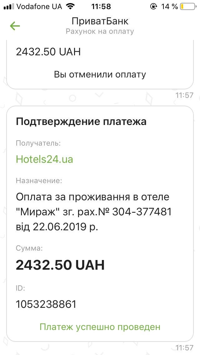 Сервис Hotels24.ua - Испорченные в край отдых!