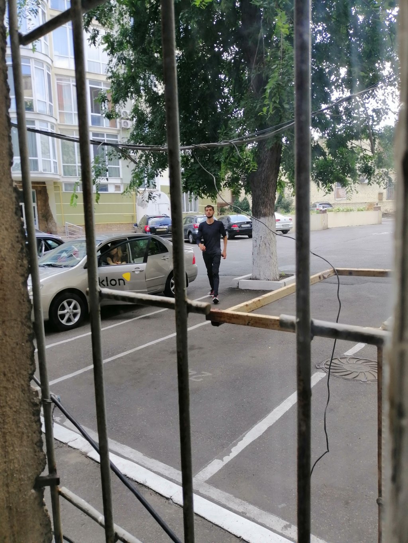 Uklon.ua (заказ такси) - Не адекватный водитель