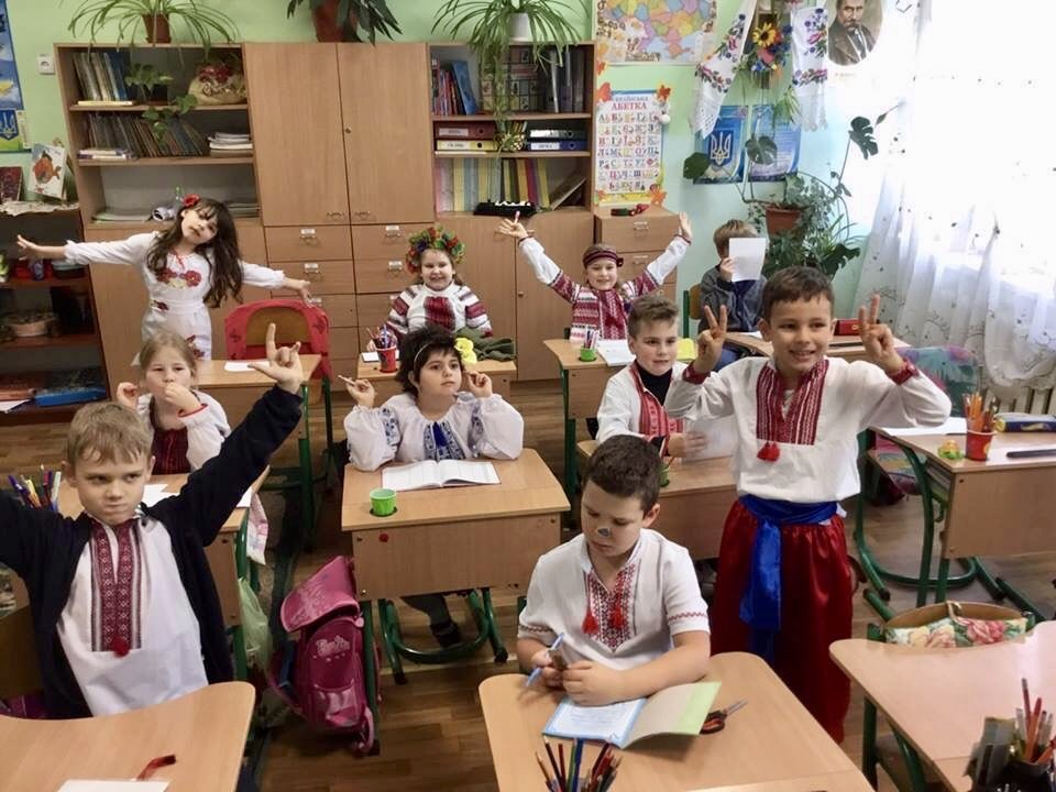 Гимназия Приоритет, Киев - Гранти на безкоштовну та якісну освіту