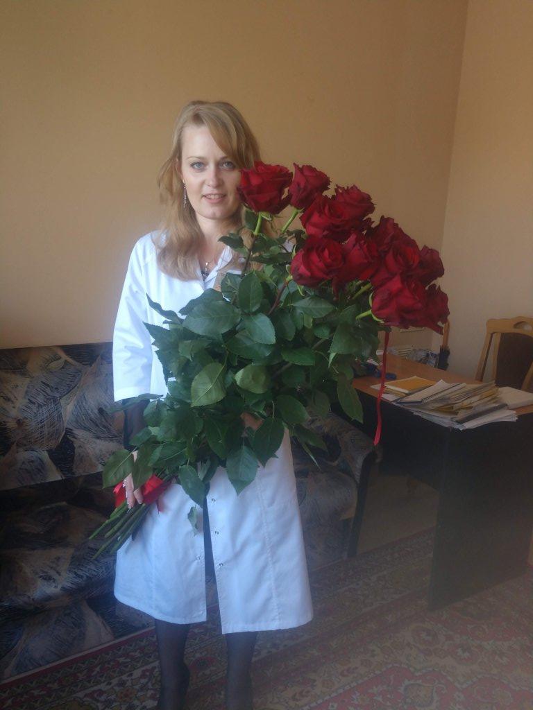 buket24.dp.ua доставка цветов - Розы шикарные - благодарю:)