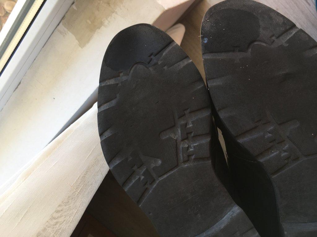 Обувь Antonio Biaggi - Низкий срок службы.