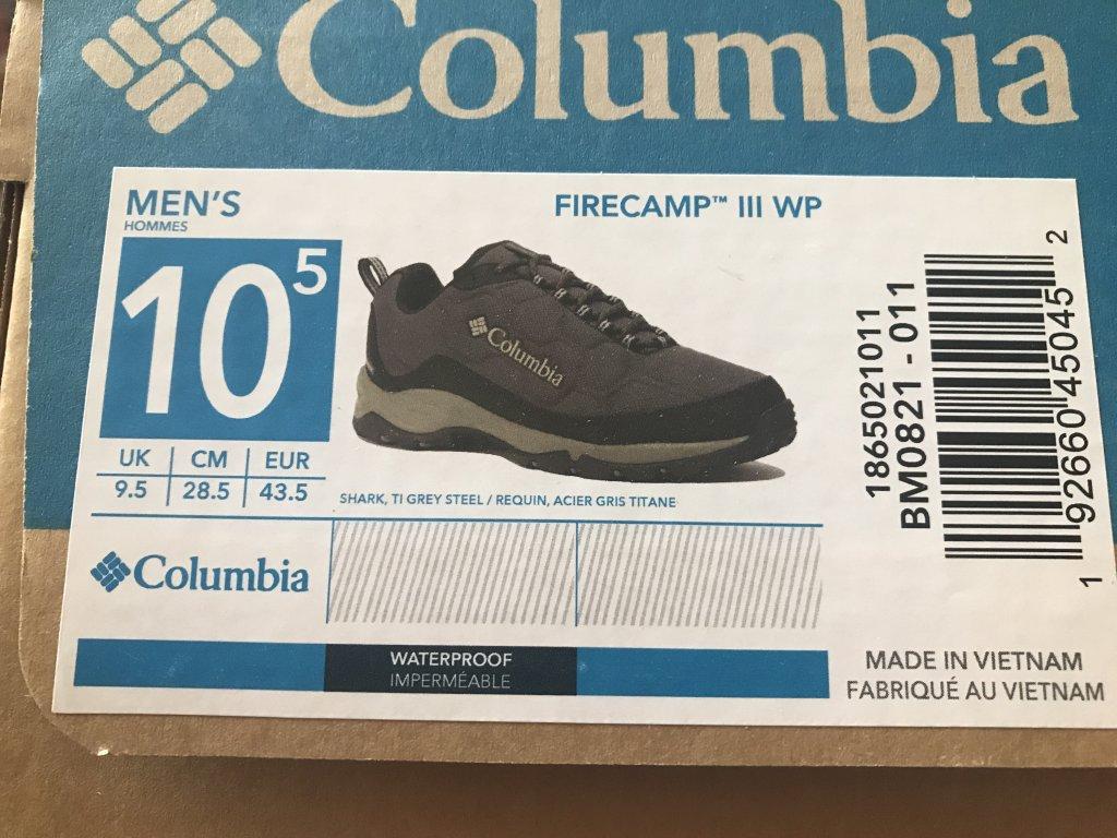 USAinUA - Columbia 10,5 usa