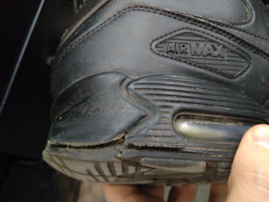 Brooklyn Store интернет-магазин - Nike Air Max 90 Leather