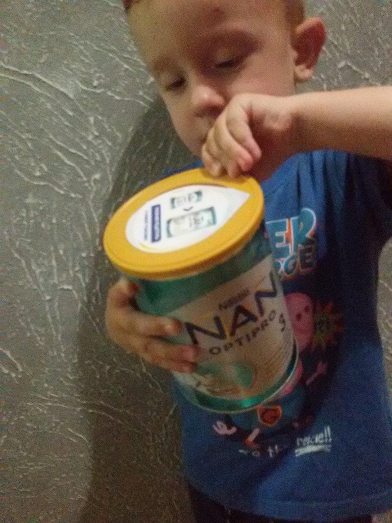 НАН - Вкусное детское молочко