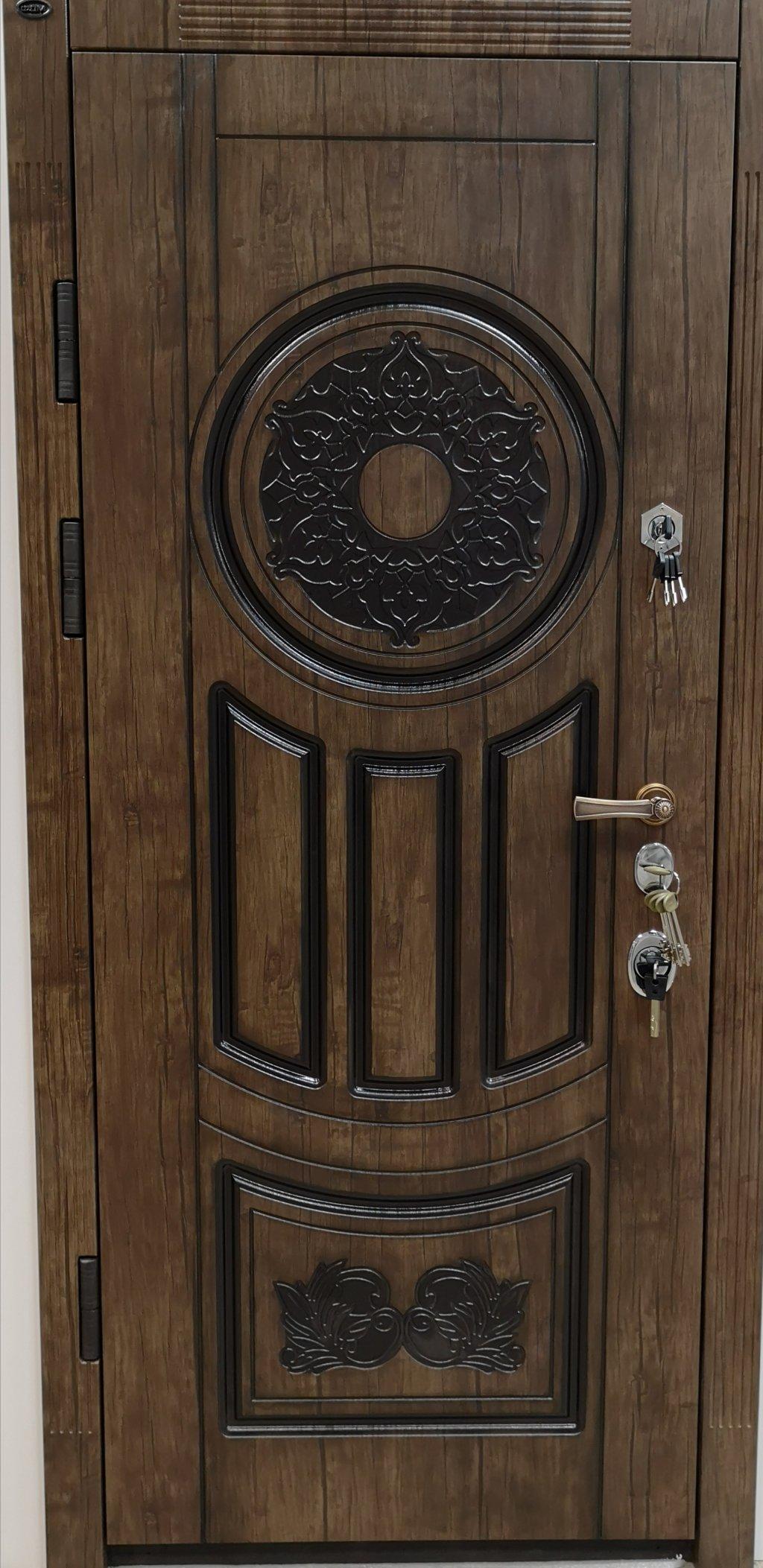 Дверь от фирмы ФДМ Двери - Входная дверь