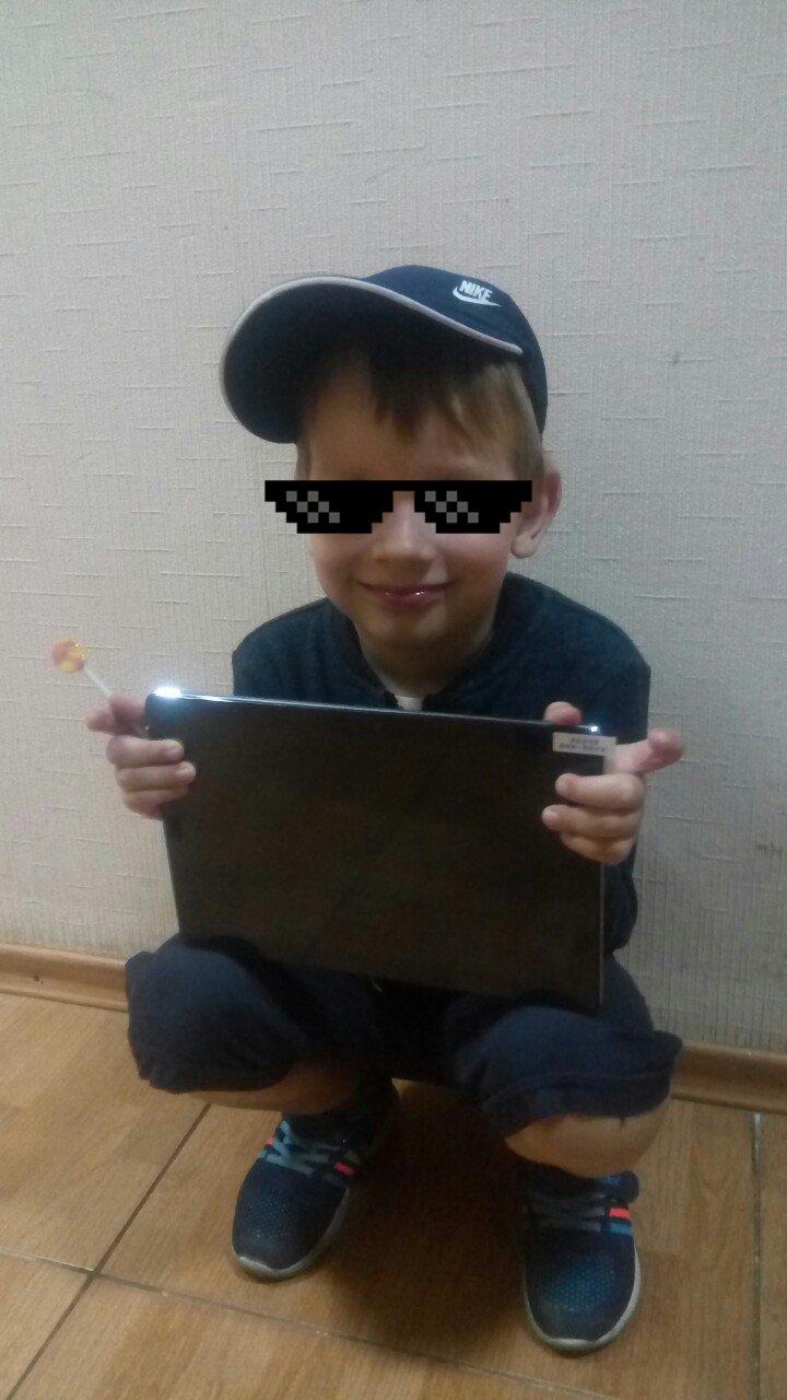 Интернет-магазин Мир Смартфонов - Покупка планшета сыну