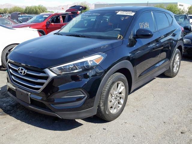 Carfast.express доставка авто из США - Hyundai Tucson 2018 из США за 6800