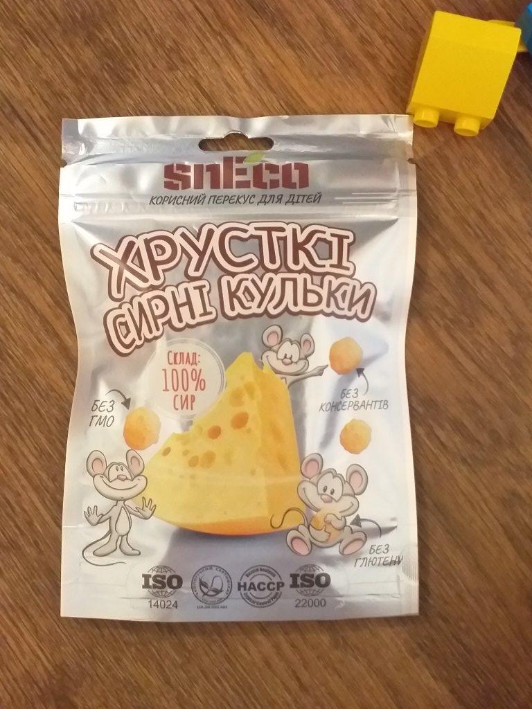 Сушеный сыр sneco - Хотите, чтобы ребенок ел сыр - попробуйте snEco.
