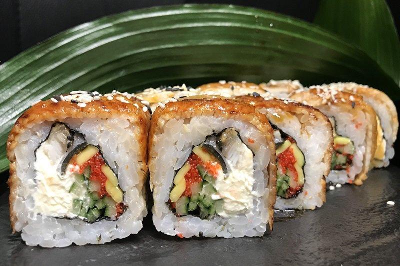 Суши-Land - дуже вкуссние суші раджу прочитати