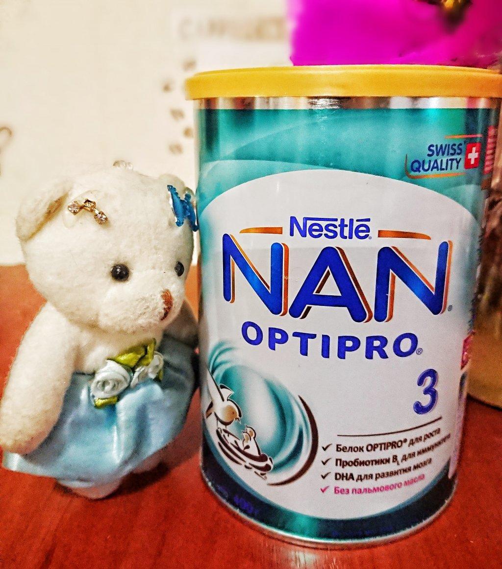 Nan 3 Optipro - Хорошая замена гв.