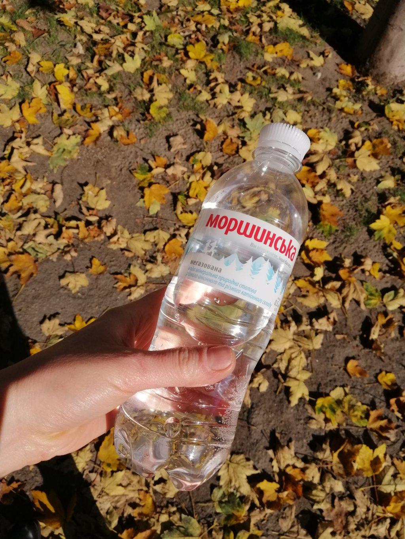Моршинская минеральная вода - Сегодня купила Водичку в лечебных целяз