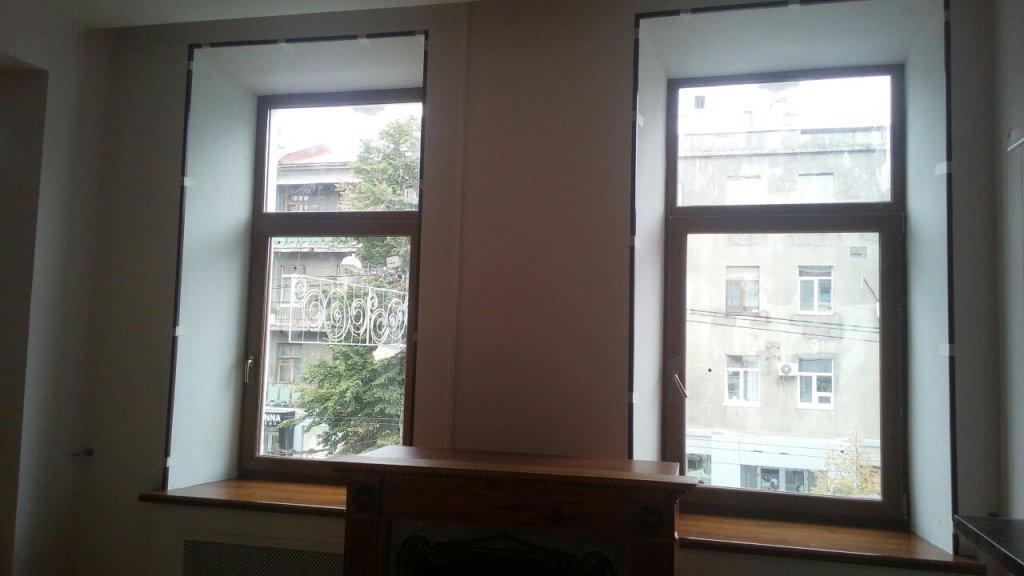 Компания Нафаня-Мастердом - Откосы из штукатурки на окна