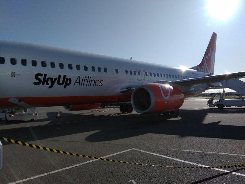 SkyUp airlines - Первый раз на самолете - и это был SkyUp