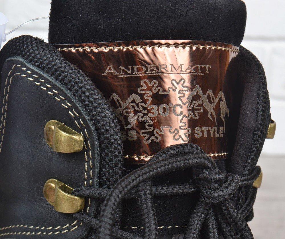 nanogu.com.ua интернет-магазин - Кожаные ботинки Andermatt