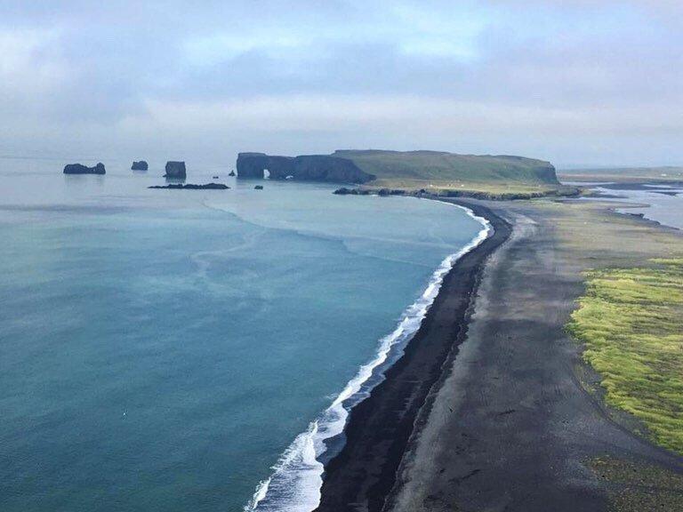 Клуб туристов Кулуар - Опыт похода с Кулуаром в Исландию