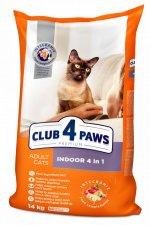 Клуб 4 лапы корм для котов отзывы