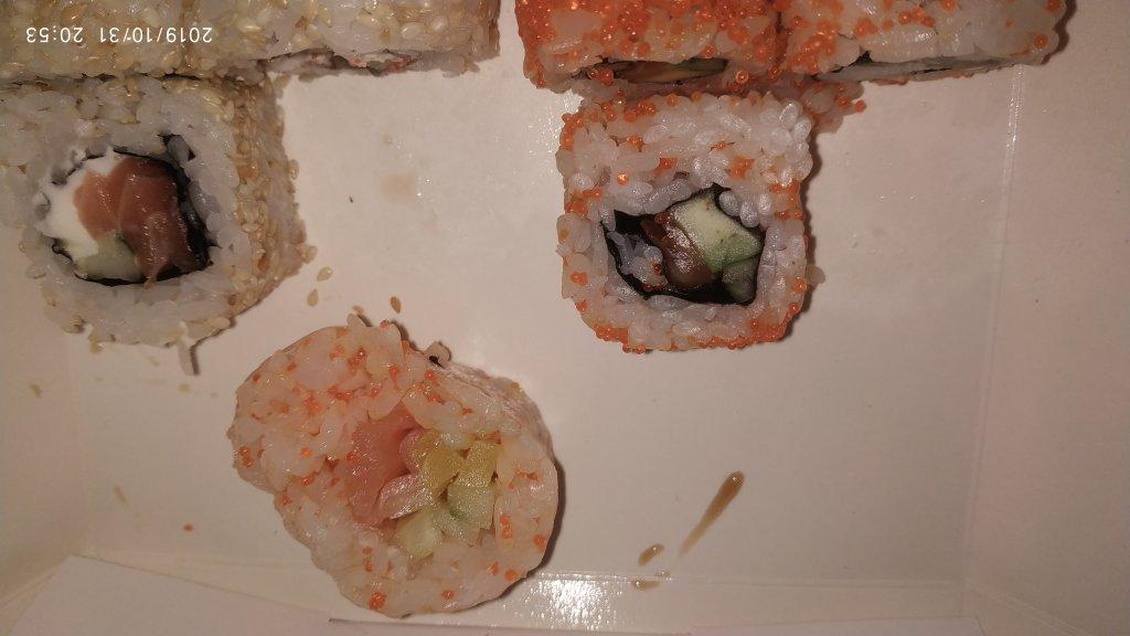 Сушия - Ужасное качество.