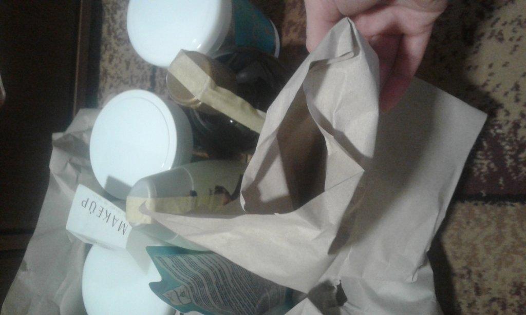 Интернет - магазин makeup.com.ua - Лишний пакетик. Там БЫЛ подарок?