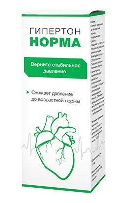 Гипертон Норма средство от гипертонии - Рекомендую