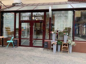 Wine and Pillow Hotel
