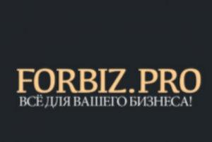 """Веб-агентство """"ForBiz"""""""