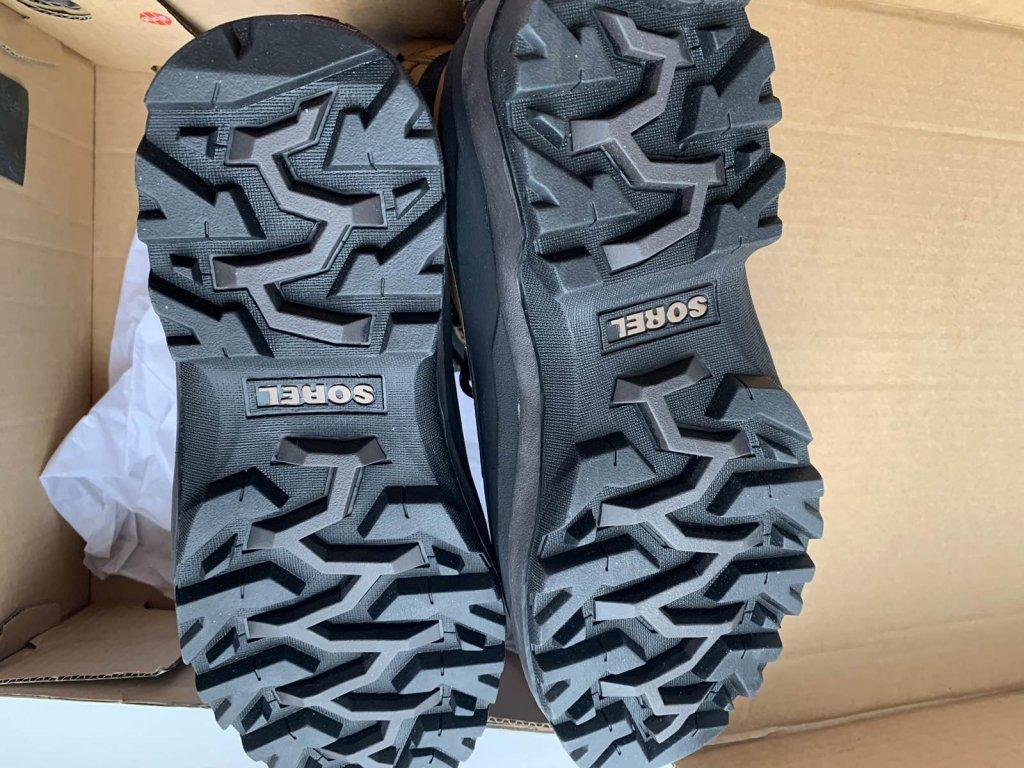 USAinUA - обувь в которой не страшен снег