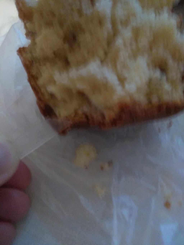 Велмарт - Опасный кекс с острым куском пластика