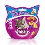 Лакомство для кошек DUO с лососем и сыром отзывы