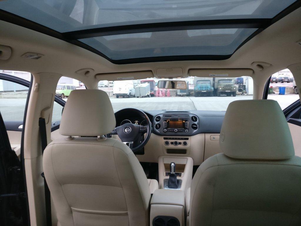 Американ Авто - Тигуан с панорамой