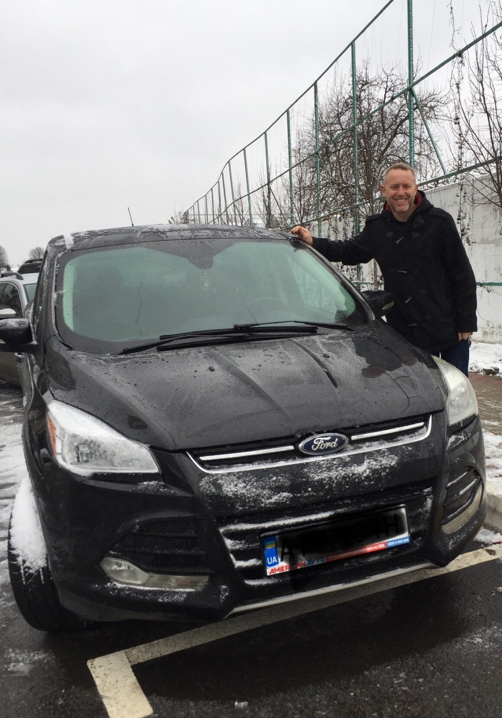 Американ Авто - Ford Escape