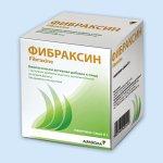 Фибраксин отзывы