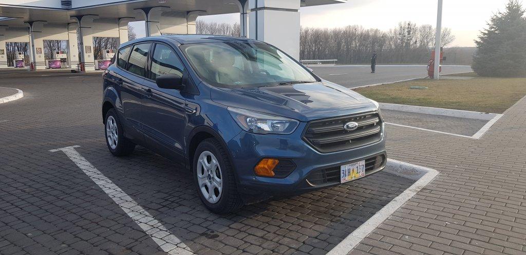 Американ Авто - Ford Escape S 2018