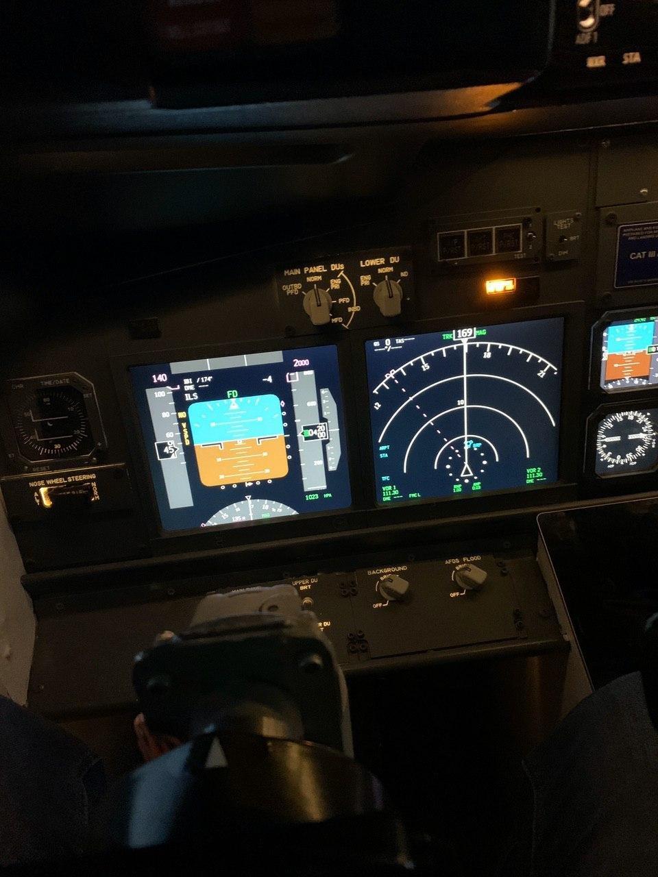 Donum - Симулятор Боинг 737-800