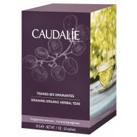 Дренирующий БИО-чай антицеллюлитная программа Caudalie Draining Organic Herbal Teas