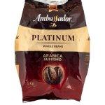 Кофе в зернах Ambassador Platinum, арабика, 1 кг отзывы