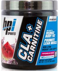 BPI Cla Plus Carnitine жиросжигатель