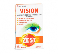 ZEST Vision (ЗЕСТ Вижн) инструкция