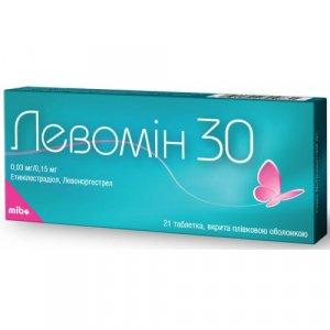 Левомин 30