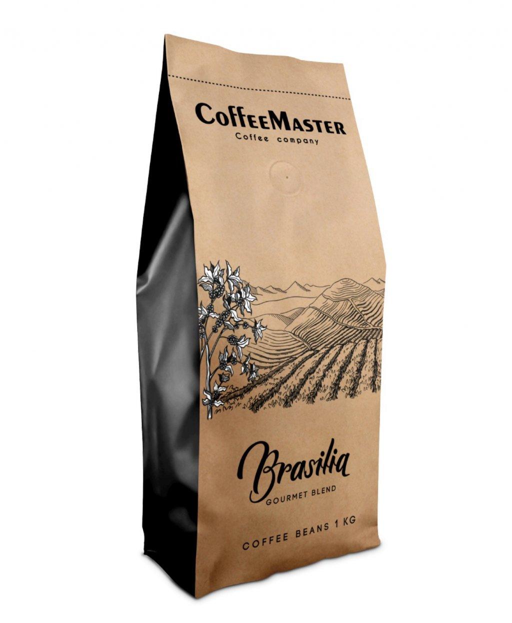 Кофе Brasilia Coffeemaster