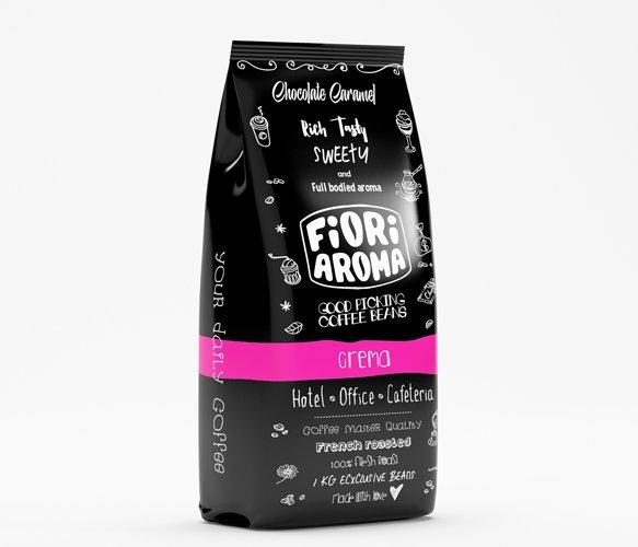 Кофе Fiori Aroma Crema